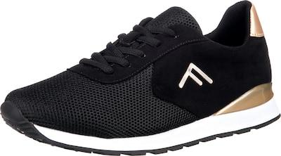Freyling Vintage Frey-Run Sneaker in schwarz, Produktansicht