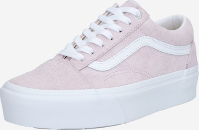 Sneaker low 'Old Skool Platform' VANS pe gri taupe / alb, Vizualizare produs