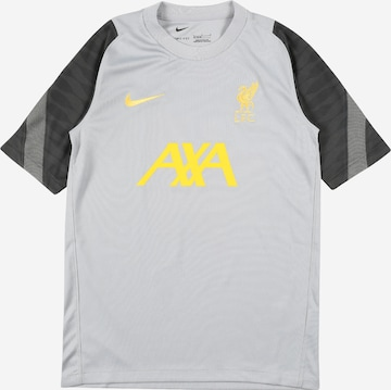 pelēks NIKE Sporta krekls