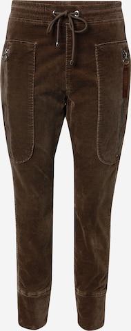 MAC Pants 'Future' in Brown