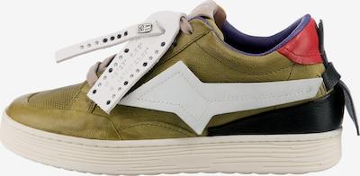 A.S.98 Sneaker in khaki, Produktansicht