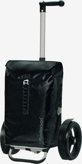 Andersen Shopper Trolley in schwarz, Produktansicht