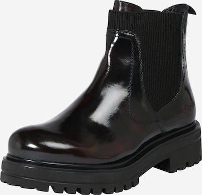 BUFFALO Chelsea boots in de kleur Bordeaux, Productweergave