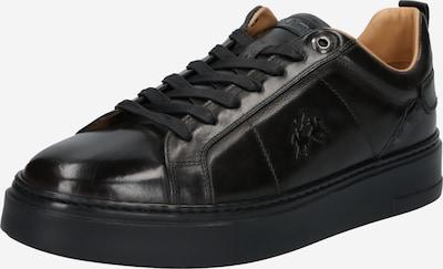 Sneaker bassa 'TODI' La Martina di colore nero, Visualizzazione prodotti