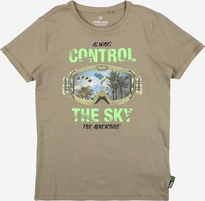 LEMON BERET T-Shirt en gris, Vue avec produit
