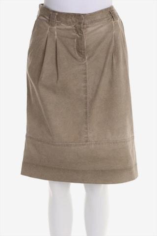 Fabiana Filippi Skirt in S in Grey