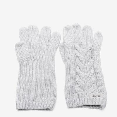 ROECKL Handschuhe in M in hellgrau, Produktansicht