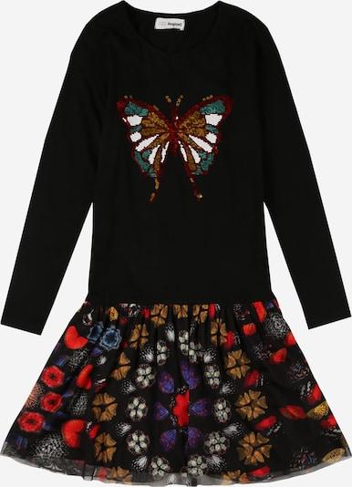 Desigual Kleid 'KAYLA' in mischfarben / schwarz, Produktansicht