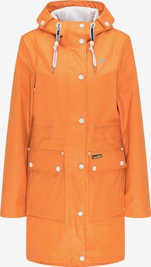 Schmuddelwedda Parka in orange, Produktansicht