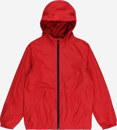 OVS Veste mi-saison 'Rain' en rouge, Vue avec produit