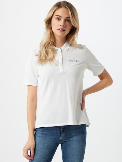 TOMMY HILFIGER Shirt in White, View model