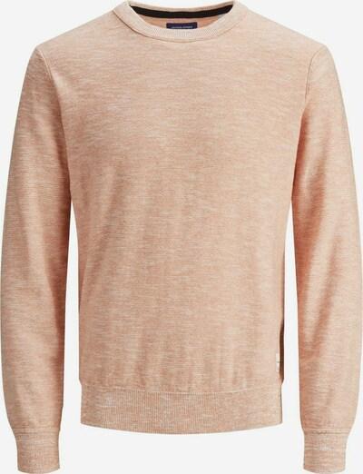 JACK & JONES Pullover in pastellorange, Produktansicht