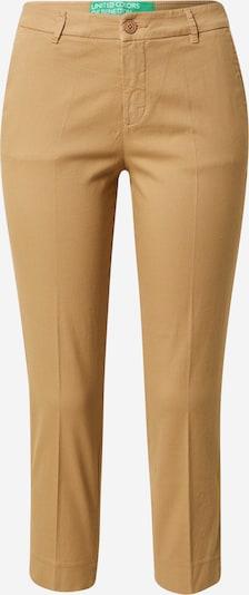 UNITED COLORS OF BENETTON Pantalón chino en camelo, Vista del producto