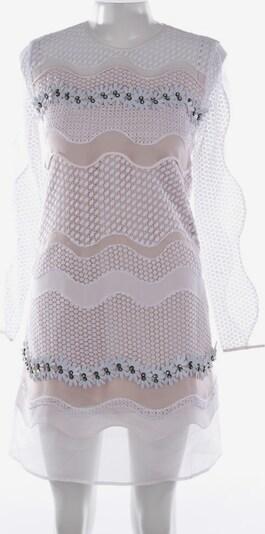 ISSA Kleid in XXS in beige / weiß, Produktansicht