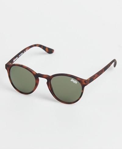 Superdry Sonnenbrille Freida in grün, Produktansicht