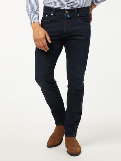PIERRE CARDIN Jeans 'Lyon' in de kleur Blauw denim, Modelweergave