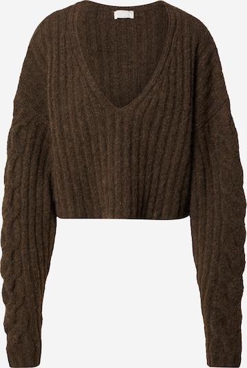 LeGer by Lena Gercke Sweater 'Taria' in Dark brown, Item view