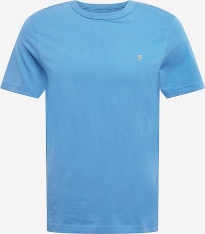 FARAH T-shirt 'DANNY' i ljusblå / guldgul, Produktvy