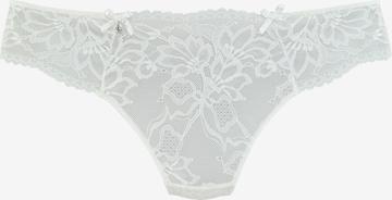 LASCANA Стринг в бяло