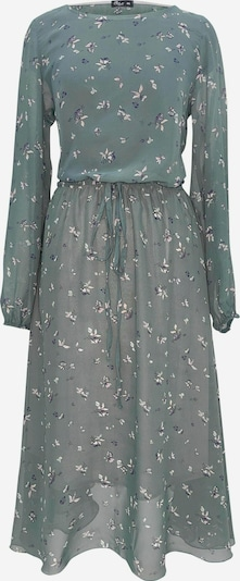 Wisell Kleid in blau / grau / weiß, Produktansicht