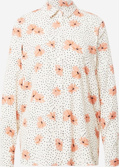 Bluză SEIDENSTICKER pe roz / negru / alb, Vizualizare produs