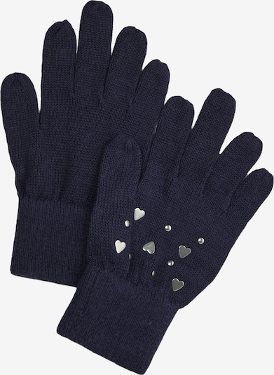 s.Oliver Handschuhe in blau / dunkelblau, Produktansicht