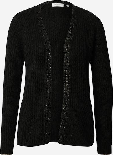 Rich & Royal Pletena jopa | črna barva, Prikaz izdelka