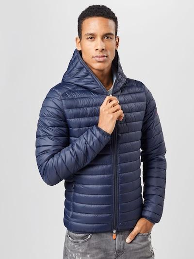 SAVE THE DUCK Prijelazna jakna u mornarsko plava: Prednji pogled
