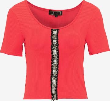 faina Shirt in Red