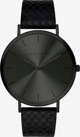Montre à affichage analogique Liebeskind Berlin en noir