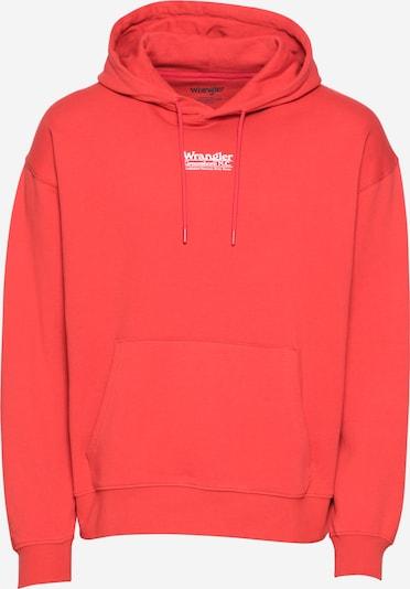 piros / fehér WRANGLER Tréning póló, Termék nézet