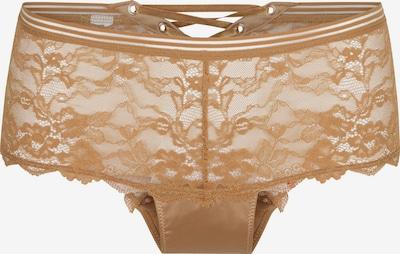 LingaDore Panty in hellbraun, Produktansicht