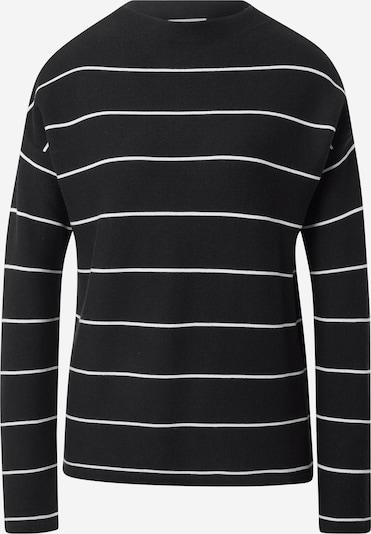 ARMEDANGELS Pullover 'MEDINAA' in schwarz / weiß, Produktansicht