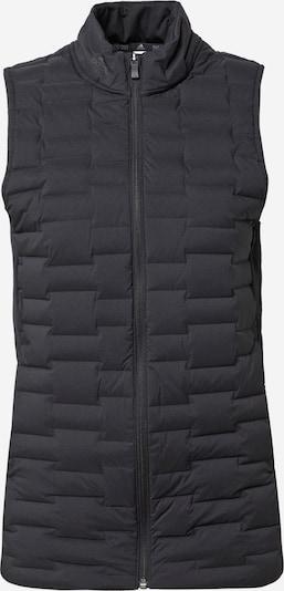 adidas Golf Sportbodywarmer in de kleur Zwart, Productweergave