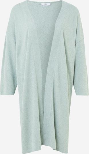 ONLY Gebreid vest 'Diana' in de kleur Mintgroen, Productweergave