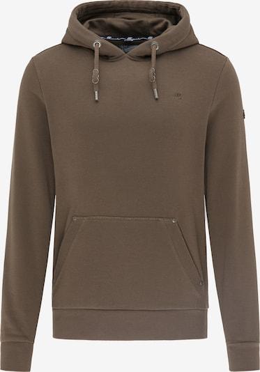 DreiMaster Vintage Sweatshirt in braun, Produktansicht