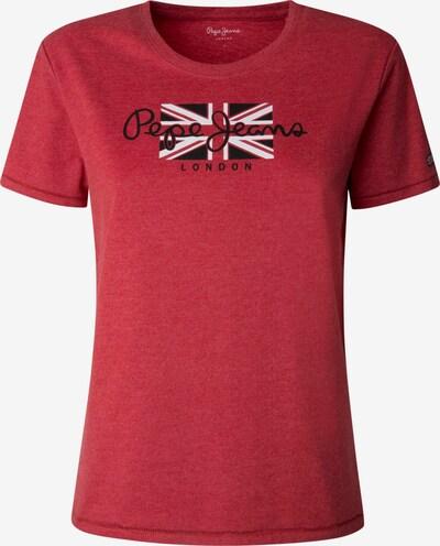 Pepe Jeans Shirt in navy / rot / weiß, Produktansicht