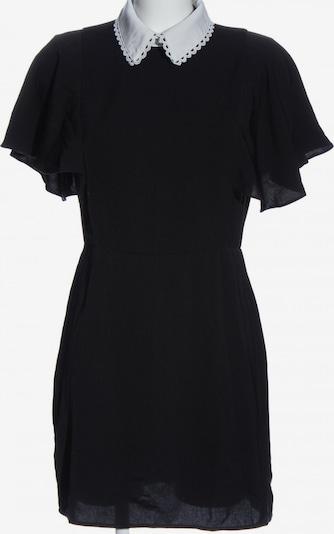 Fashion Union Kurzarmkleid in S in schwarz / weiß, Produktansicht