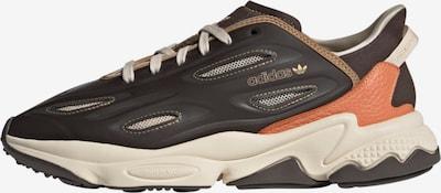 ADIDAS ORIGINALS Sneaker 'Ozweego Celox' in hellbraun / dunkelbraun / orange, Produktansicht