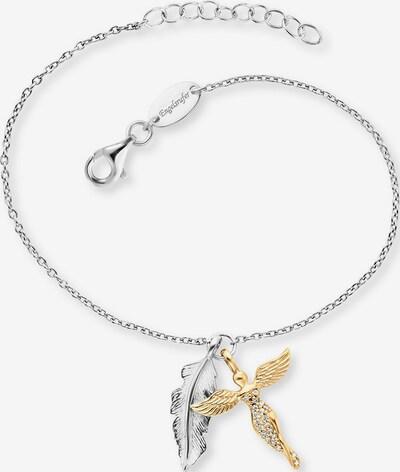 Engelsrufer Armband in gold / silber, Produktansicht