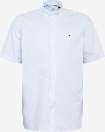 Camicia 'OXFORD' di TOMMY HILFIGER in blu