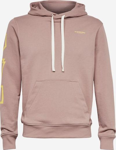 G-Star RAW Sweatshirt ' Bird GR ' in altrosa, Produktansicht