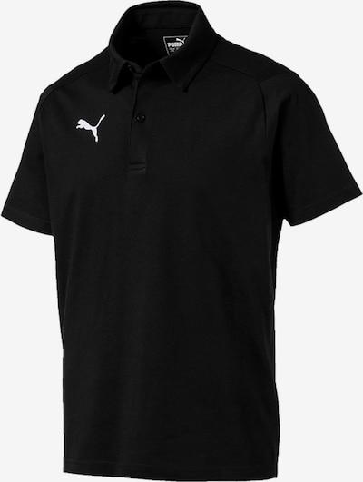 PUMA Shirt in schwarz, Produktansicht