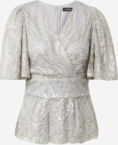 Lauren Ralph Lauren Bluse 'DENITINA' in silber, Produktansicht