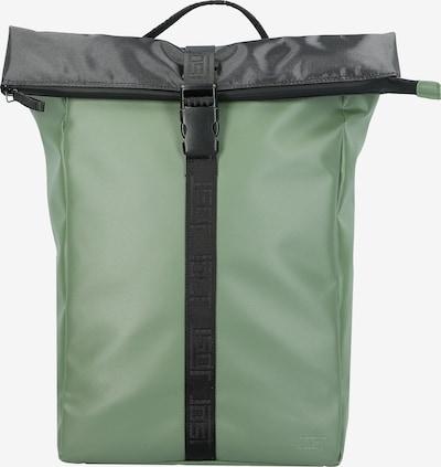 JOST Rucksack 'Tolja ' in hellgrün / schwarz, Produktansicht