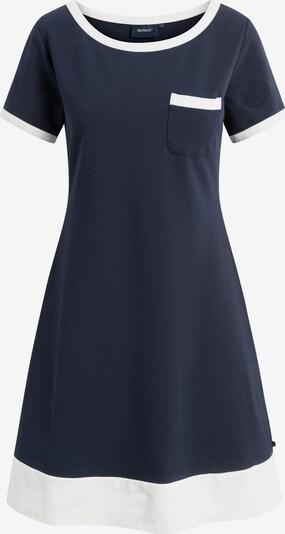 Sea Ranch Kleid in dunkelblau / weiß, Produktansicht