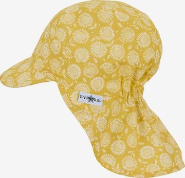 STERNTALER Hat in Yellow