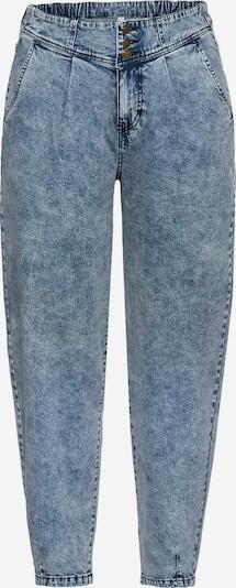 SHEEGO Jeans in de kleur Lichtblauw, Productweergave