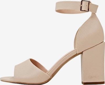 ESPRIT Sandalen met riem in de kleur Lichtbeige, Productweergave