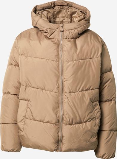 NEW LOOK Prechodná bunda 'K SARA HOODED BOXY PUFFER' - farba ťavej srsti, Produkt